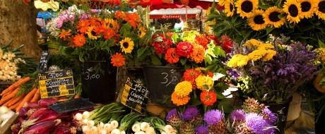 Рынки в Провансе